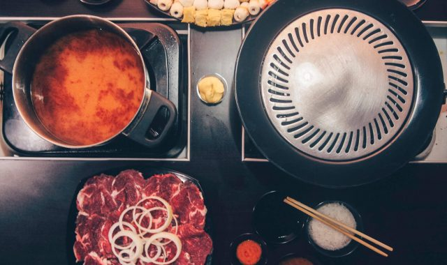 Steamboat & Yakiniku